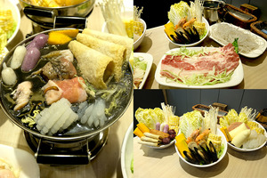 【旺角火鍋】限時優惠一人鍋人均$44就食到!超抵食肥牛海鮮/吸濕魚肚+粉絲
