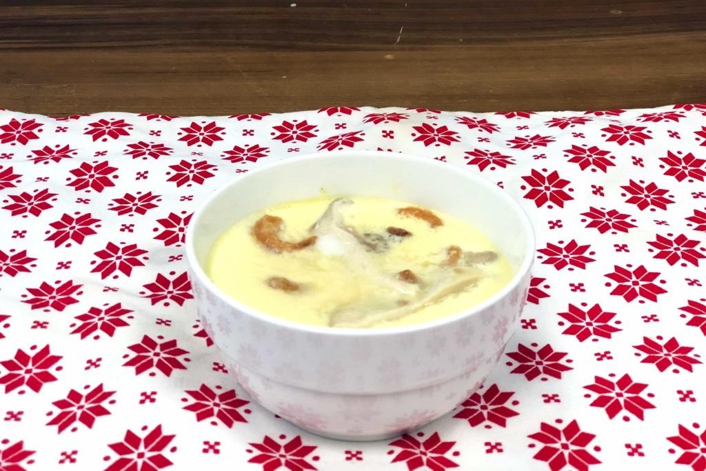 4種材料日式茶碗蒸食譜