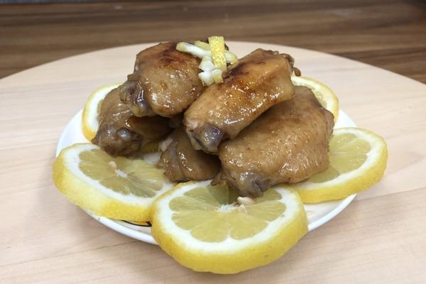 【雞翼食譜】零難度懶人食譜  檸檬茶雞翼