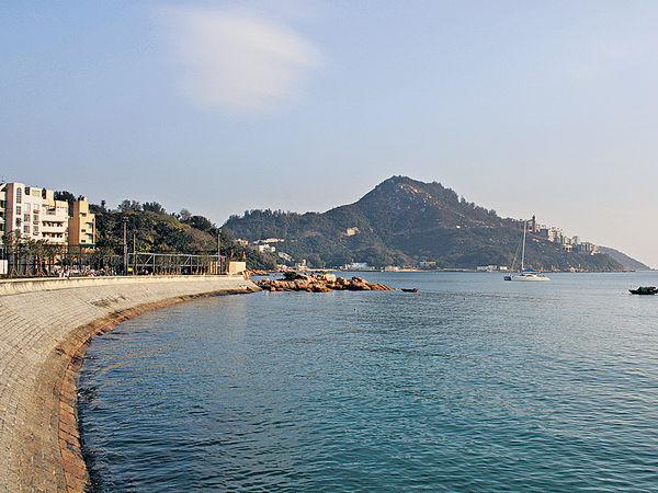 常到休憩用地較快樂 南區人最愛用海濱設施冠全港