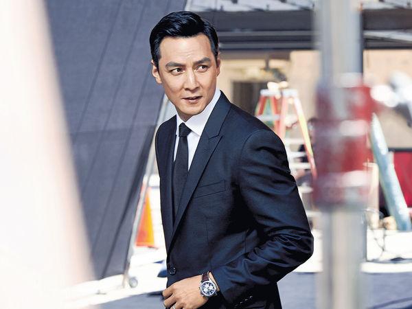 吳彥祖夥畢彼特拍名錶廣告