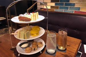 【澳門美食】澳門美獅美高梅推出三層下午茶  紐約芝士蛋糕/沙律貝果/英式鬆餅