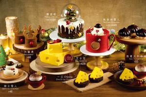 【聖誕蛋糕 2018】冬日聖誕蛋糕推薦 聖誕樹/雪人/馴鹿/許願球造型聖誕蛋糕