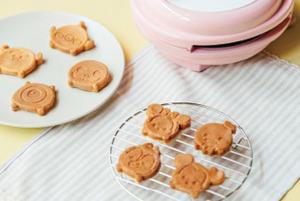 【日本美食】日本Recolte Disney Tsum Tsum系列微笑鬆餅機 米奇/唐老鴨/三眼仔鬆餅