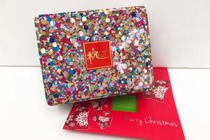 「祝奇餅」全新聖誕曲奇禮盒!薑餅人+飄雪紅桑子+肉桂蘋果批口味