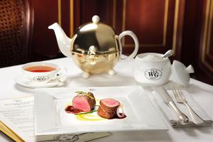 【Tea WG香港】TeaWG推聖誕大餐 以茶入饌/限定馬卡龍禮盒