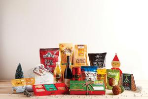 【聖誕2018】Green Common推限定聖誕禮盒 純素手工曲奇/純素火雞