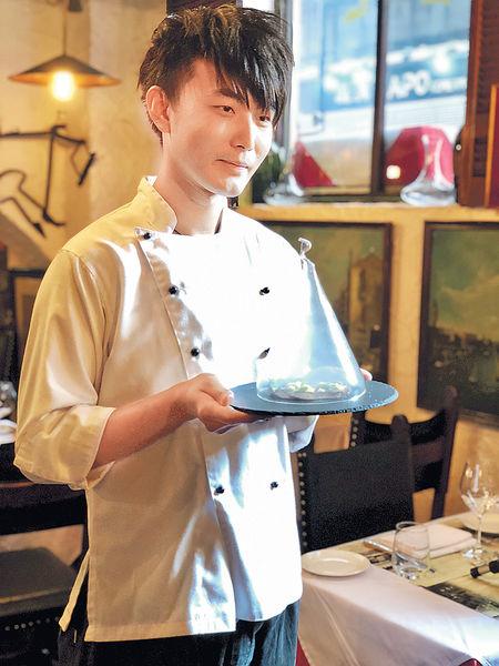 老餐廳 嫩廚師