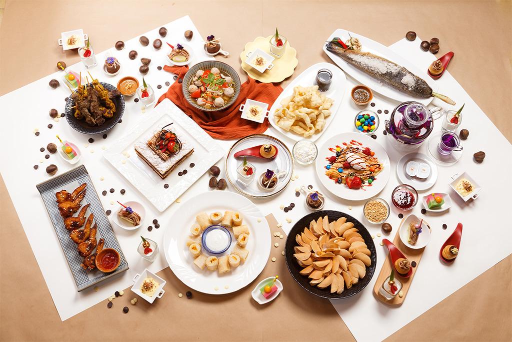 油麻地酒店泰式風味聖誕套餐/下午茶自助餐/除夕派對大餐