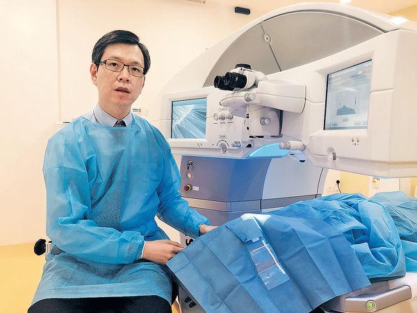 換人工晶體治老花 有視網膜脫落風險