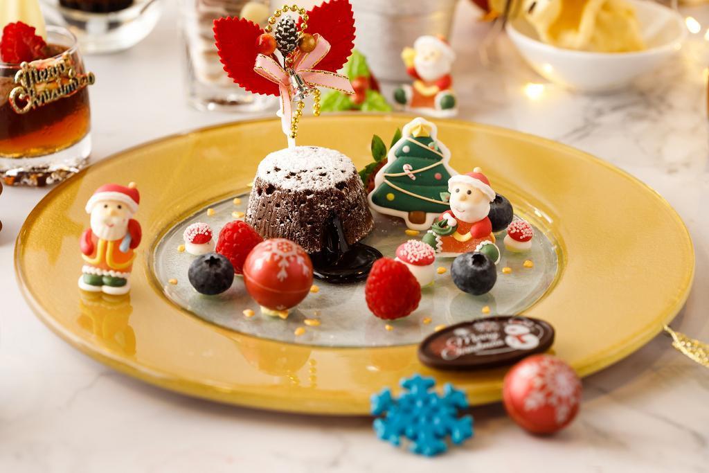 油麻地酒店聖誕自助晚餐/宵夜自助餐