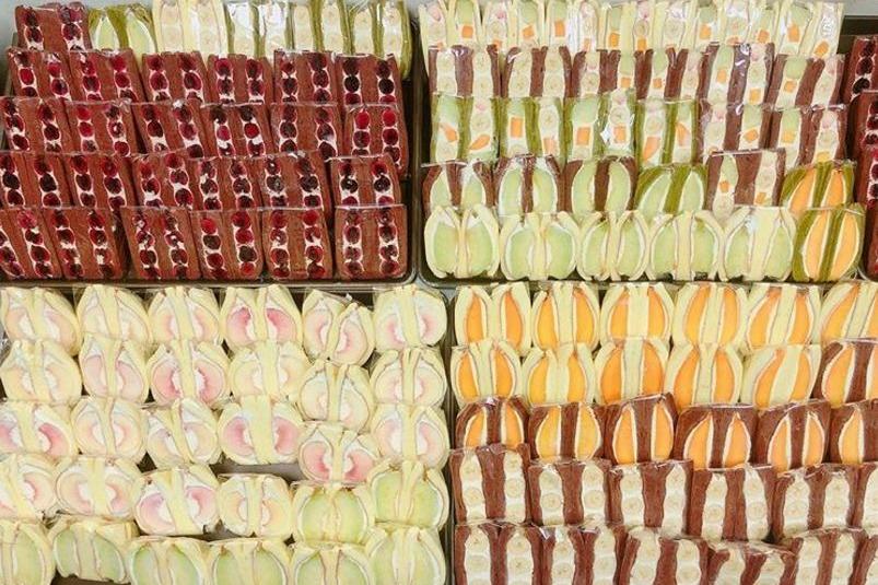 台灣水果三明治