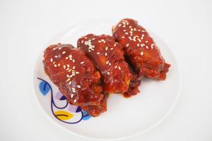 【雞翼食譜】 自家製簡易雞翼食譜 4步炮製韓式甜辣雞翼