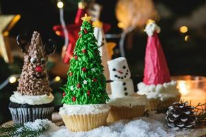 【卡路里減肥】2018聖誕食物卡路里大比拼  一張圖睇勻火雞/焗薯/氣泡酒卡路里