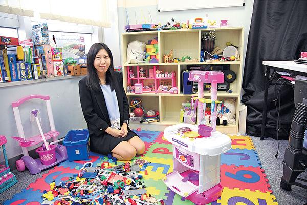 補習社設玩具室 遊戲治療師 尋找問題學生