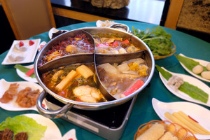 【冬天素食】冬天素食之選!素食自助餐/全素火鍋/純素煲仔飯