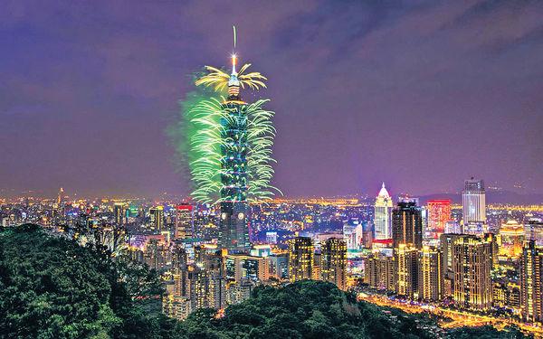 5個觀賞 台北101跨年煙花景點