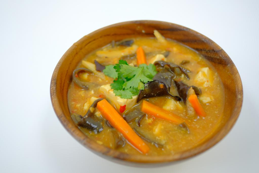 【中式食譜】超開胃酸辣食譜  3步輕易煮出足料酸辣湯
