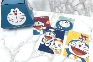 麥當勞全新多啦A夢為食咭!套裝附送多啦A夢百寶盒