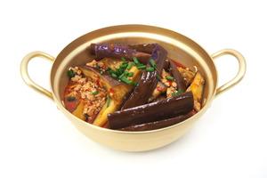 【中式食譜】3步完成惹味煲仔菜  簡易魚香茄子煲