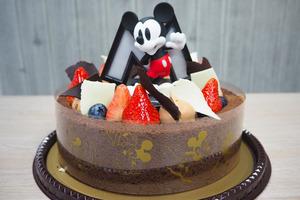 【米奇蛋糕】米奇90歲生日啦! 美心推出獨家米奇音樂蛋糕