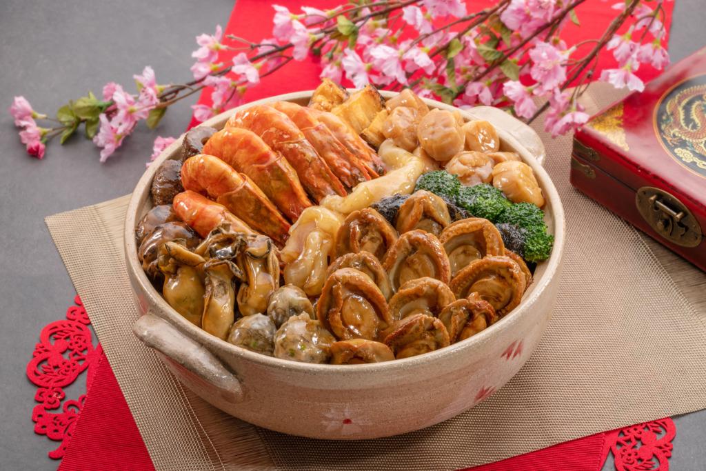 【西營盤自助餐】西營盤酒店海味海鮮自助晚餐迎新年 任食多款海鮮/滋補甜品/Häagen-Dazs雪糕