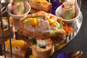 【觀糖下午茶】觀塘Angel & Devil西餐廳抵食下午茶  食勻20件燕窩芒果鹹甜點