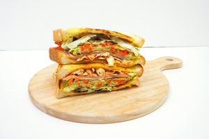 【韓式小食】自家製韓式三文治 5步還原韓式街頭風味!