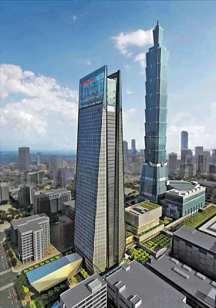 台北最新話題商場 微風南山