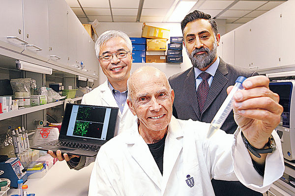 科大團隊研新藥 治早期肺結節病