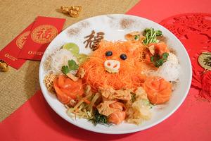 【尖沙咀自助餐】尖沙咀皇家太平洋酒店新年限定自助餐