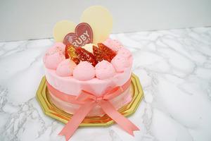 蛋糕店A-1 Bakery新推出情人節蛋糕:紅寶石朱古力蛋糕