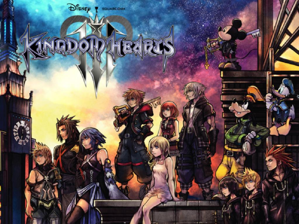 kingdom hearts 3 豪華 版
