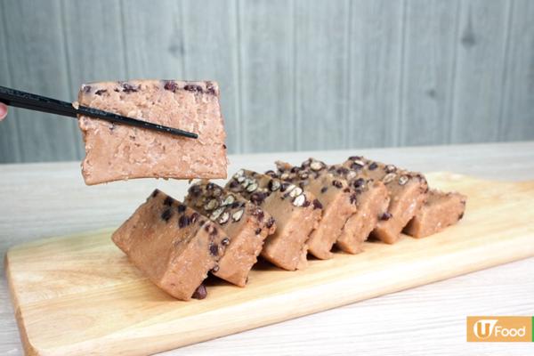 【中式食譜】3步整出椰香甜品  鴻運當頭紅豆糕