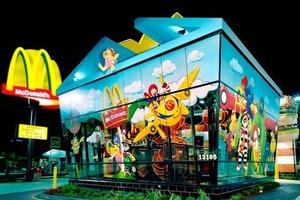 【麥當勞】打卡必到!8大全球最具特色麥當勞餐廳
