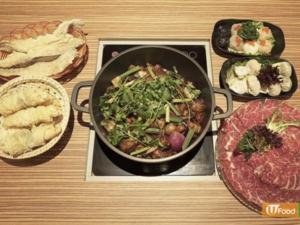 【沙田美食】石門十二道豐味麻辣雞煲 新鮮手切牛頸脊/多款手工火鍋料