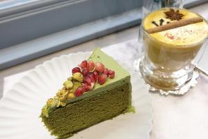【西環Cafe】西環文青素食Café Infiniti C   自家製無麩質蛋糕/手沖咖啡