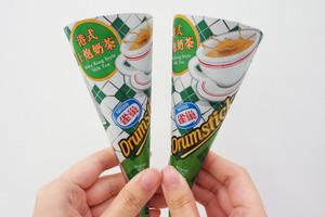 【便利店新品】7-Eleven推出雀巢甜筒「港式土炮奶」 港式奶茶口味甜筒登場
