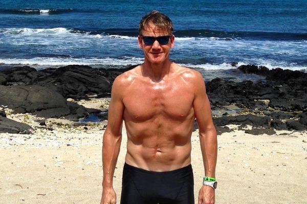 【明星減肥】地獄廚神Gordon Ramsay分享勁減50磅4大心得 靠戒奶類製品/飯前飲水