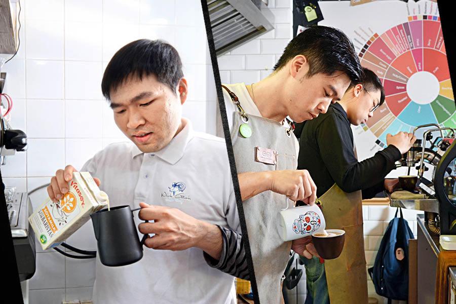 啡界盛事第三章:隱世咖啡店 以技術贏掌聲