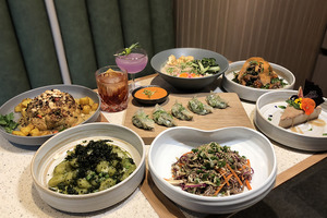 【素食推介】中環新開素食酒吧餐廳 純素無花果芝士蛋糕/羽衣甘藍薯糰Gnocchi