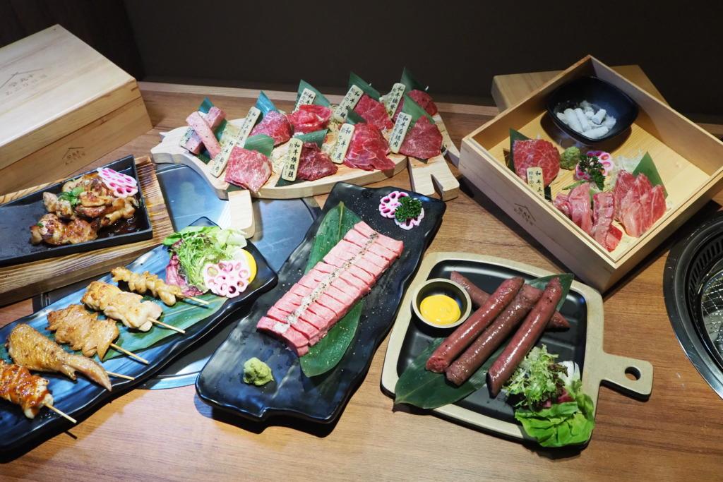 【旺角美食】旺角新開日本燒肉店主打純血和牛 食勻和牛拼盤/原條牛舌/多個稀有部位