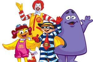 【都市傳說】麥當勞卡通人物原來有意思!細數早被遺忘美食卡通背後故事起源