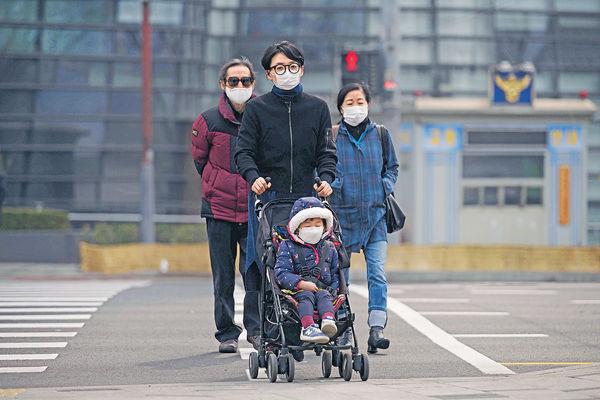 霧霾來襲 首爾空氣污染瀕爆錶