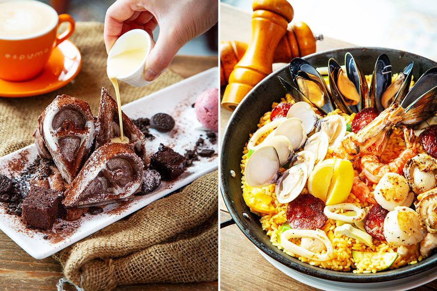 Espuma細嚐創新西班牙料理