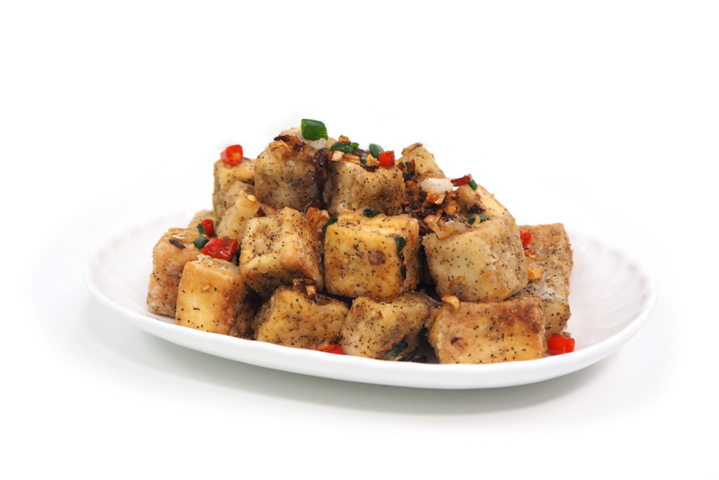 【中式食譜】4步煮出港式大牌檔惹味小炒  脆卜卜椒鹽豆腐簡易食譜