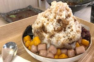 【芋圓】沙田台式餐廳三星牛肉麵店 超抵八寶刨冰/麻辣滷水/滷肉飯