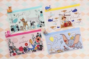 【便利店新品】7-Eleven便利店新出迪士尼精品 小飛象/木偶奇遇記/愛麗絲夢遊仙境/小鹿斑比隨行袋