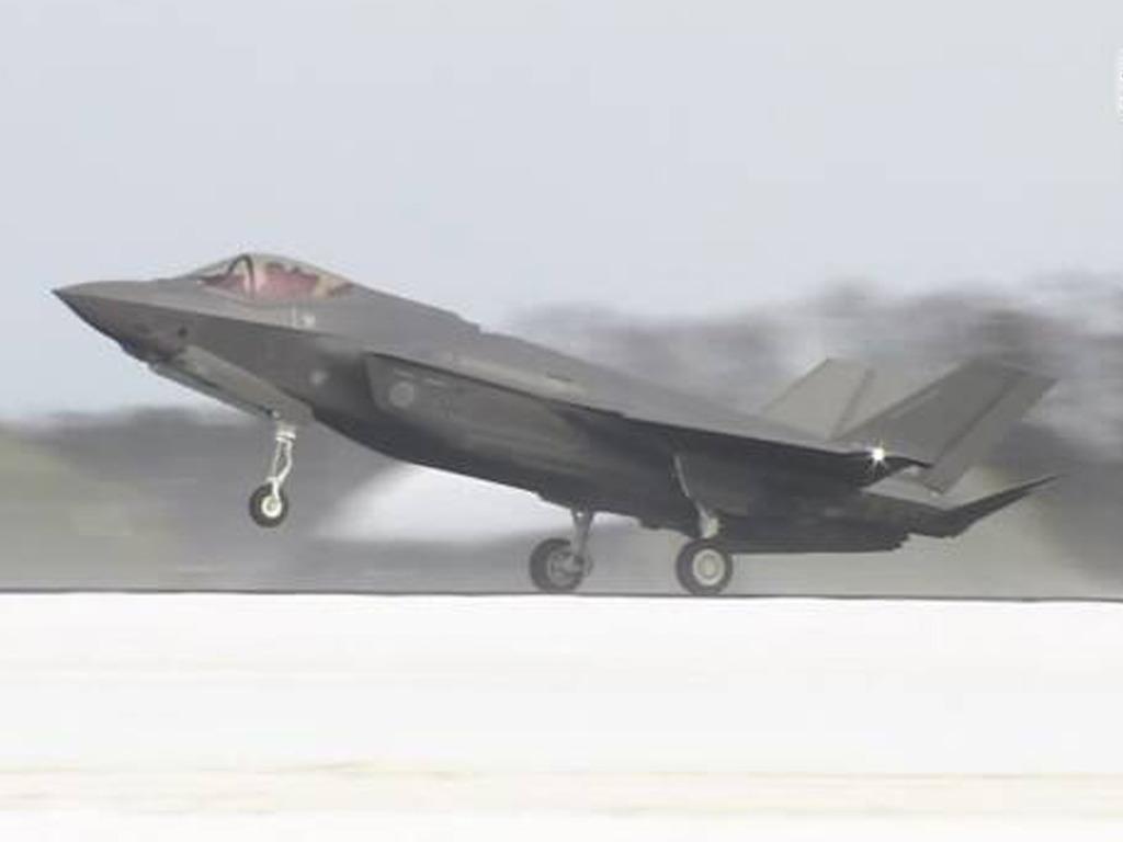 消失的戰機 日本航空自衛隊f 35a 戰機失聯網民推測 可能是太隱形了