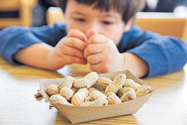 食物敏感機率 濕疹童高4倍